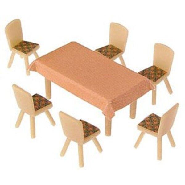 4 Tables et 24 Chaises