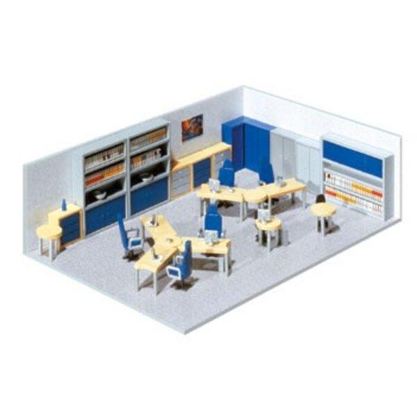 Aménagement intérieur d'immeuble
