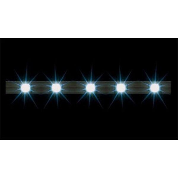 2 Rampes d'éclairage à LED, blanc