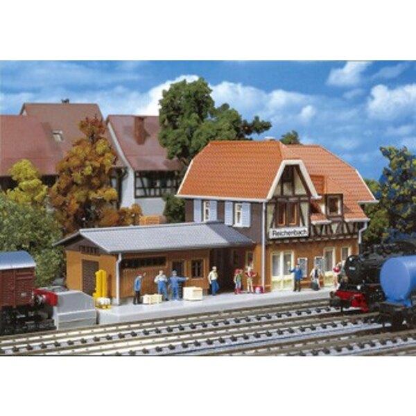 Gare de Reichenbach