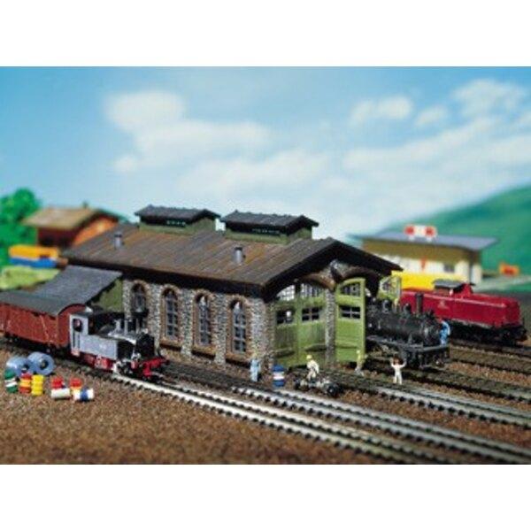 Remise à locomotives