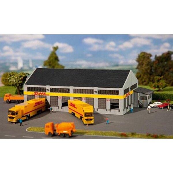 DHL Logistic centre