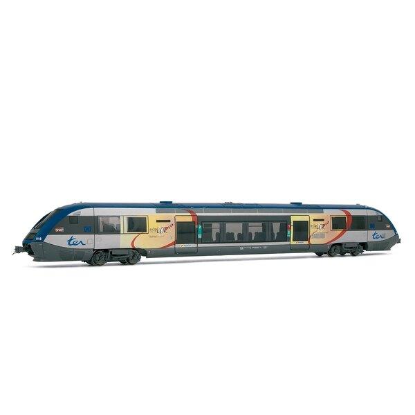 Railcar X73500 Lorraine