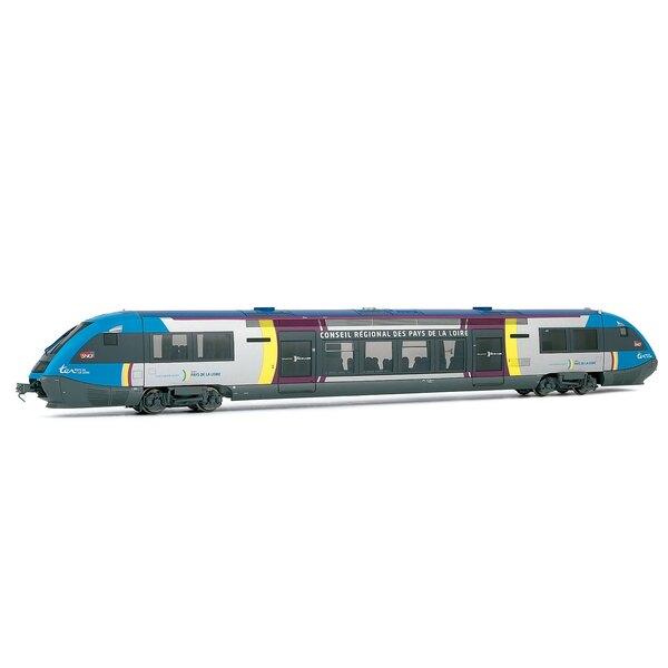 Railcar X73500 Loire Valley