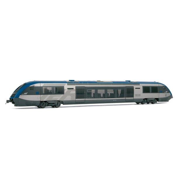 X73500 Railcar delivered neutral - Large Logo TER