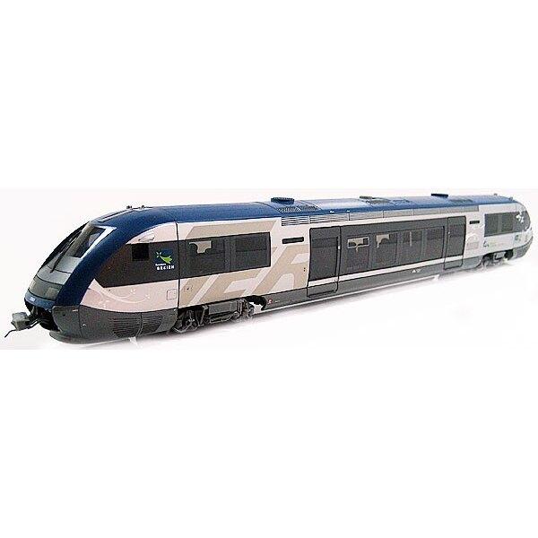 Railcar x73597, Brittany region