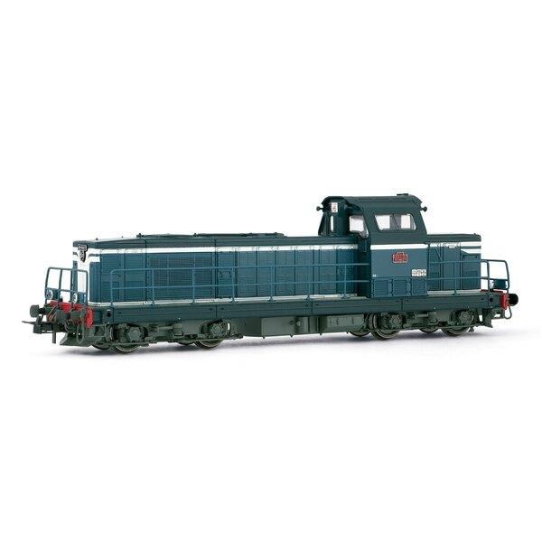 Diesel locomotive BB 66127 - SNCF