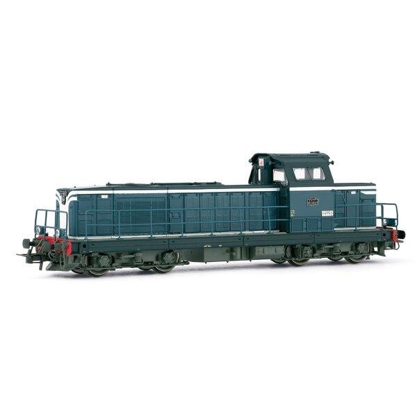 Diesel locomotive BB 66137 - SNCF