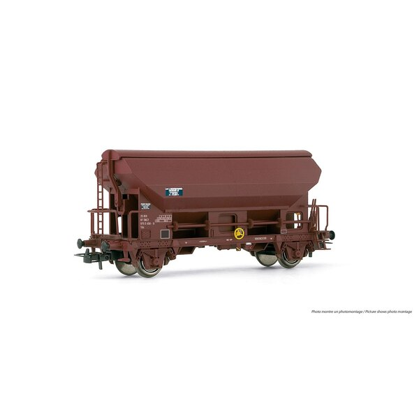 Wagon hoppers, then v SNCF