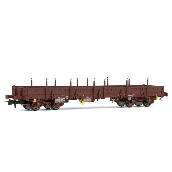Bogie flat wagon, left A