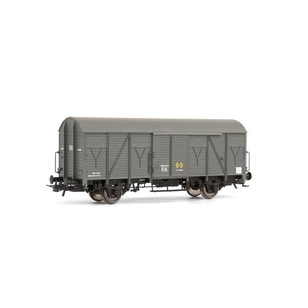 Boxcar j. State of origin RENFE
