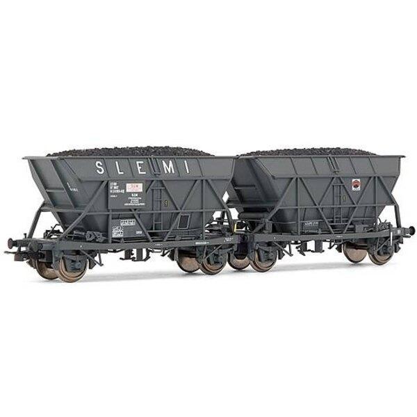 Double hopper wagon SNCF Slemish