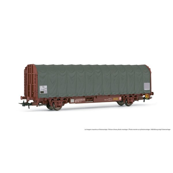 WAGON COVER TYPE K70, SNCF