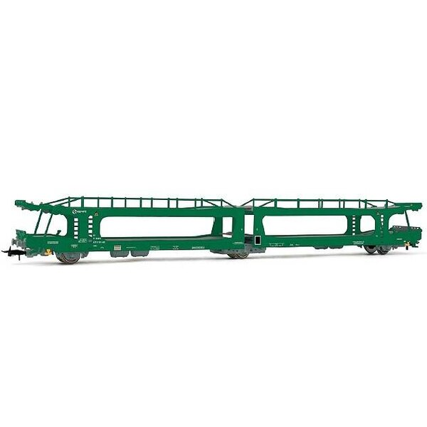 Car-carrier wagon RENFE two levels