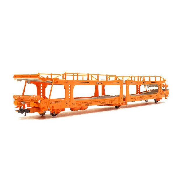 Car-carrier wagon with two levels SITFA Type the