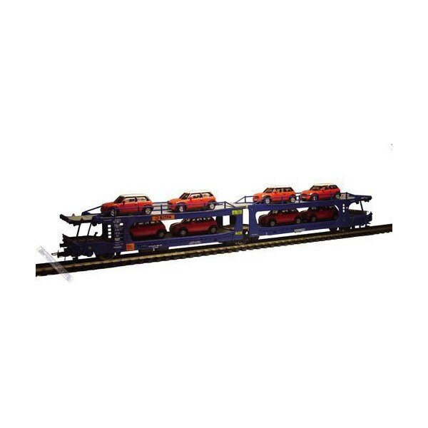 Car-carrier wagon with two levels sifta - 8 cars