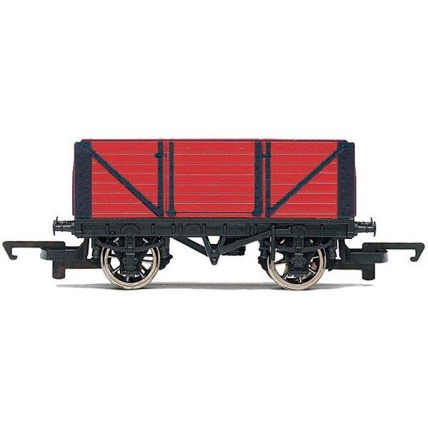 Open car Red 7 Plank