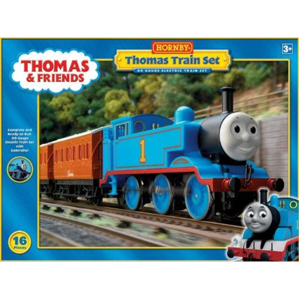 Box Thomas and Friends Passenger Freight