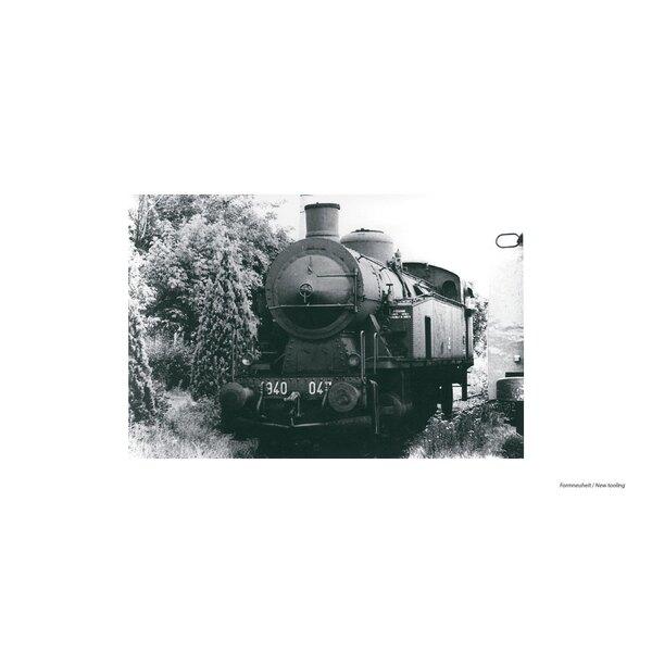 Steam Locomotive gr. 940 047 con iluminación eléctrica y quitanieves FS