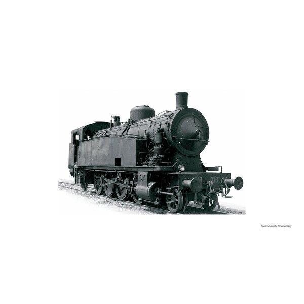 Steam Locomotive gr. 940 018 con iluminación eléctrica FS