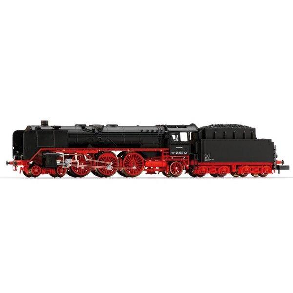 Locomotora rápida / proceso de licitación series separadas 01-db