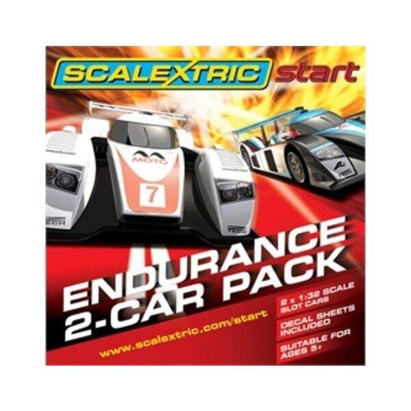 Pack of 2 cars GT Start