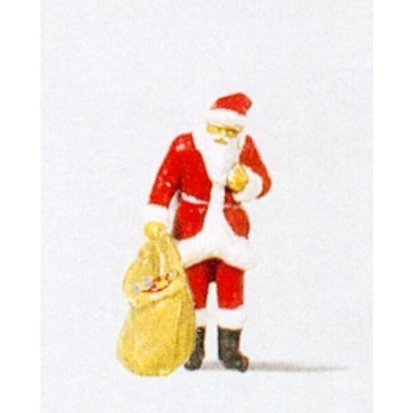 Pere Noel con bolsa de regalos