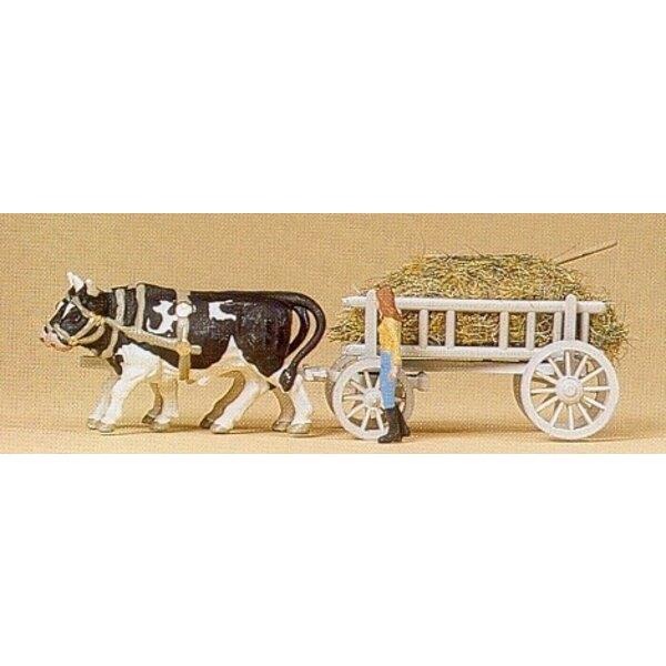 Trolley con horno