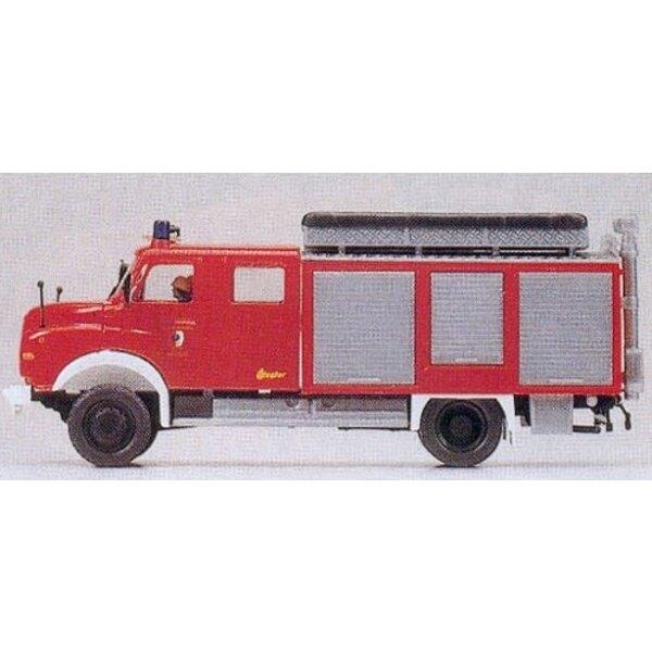 Intervención especial de camiones