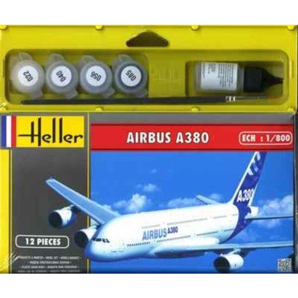 AIRBUS A380 PREMIER VOL