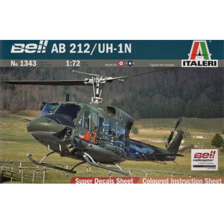 Augusta-Bell AB-212 / Bell UH-1N