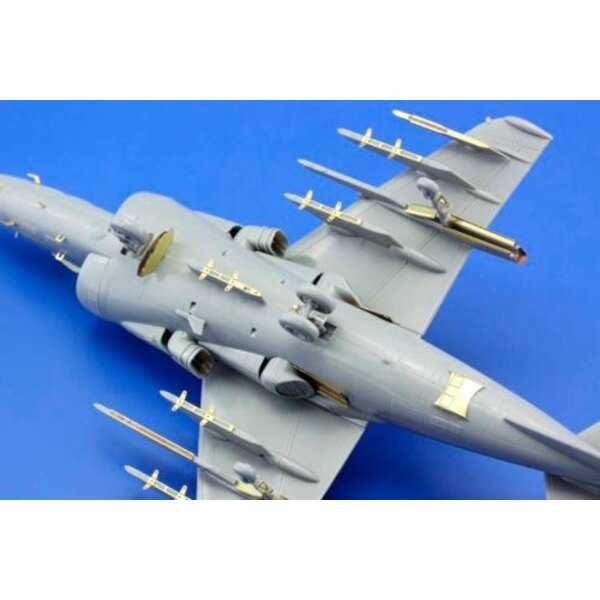 Bae Harrier Gr.Mk.7/Mk.9 (self adhesive) (designed to be used with Revell kits)