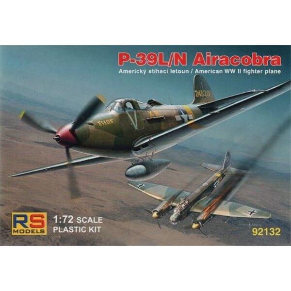 Bell P-39L/N Airacobra