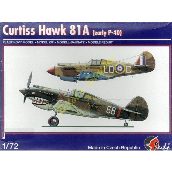 Curtiss Hawk 81A