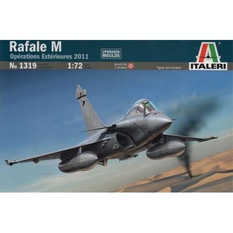 Dassault Rafale M Opérations Extérieures 2011