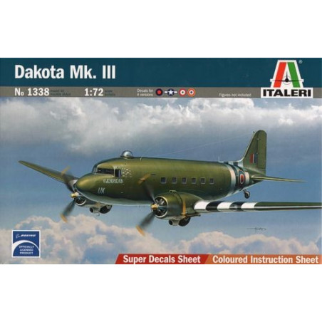 Douglas DC-3/Douglas C-47 Dakota Mk.III
