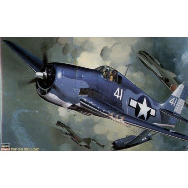 Grumman F6F-3/F6F-5 Hellcat