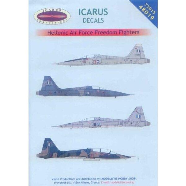 Décal HAF F-5s