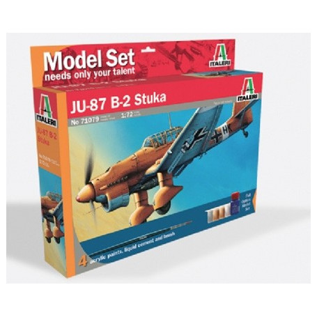 Junkers Ju87B-2 Stuka