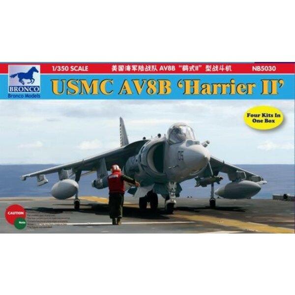 McDonnell-Douglas AV-8B Harrier II
