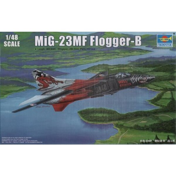 MiG-23MF Flogger-B