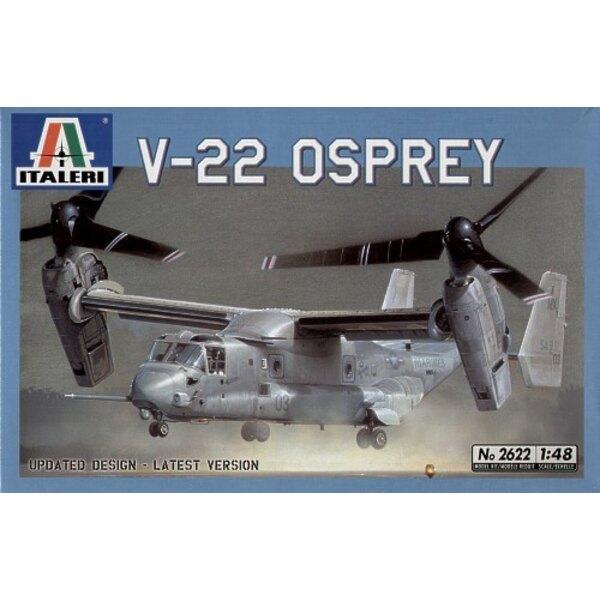 Re-release Bell-Boeing V-22 Osprey