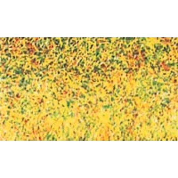 Flocking spring green grass - uv x 5