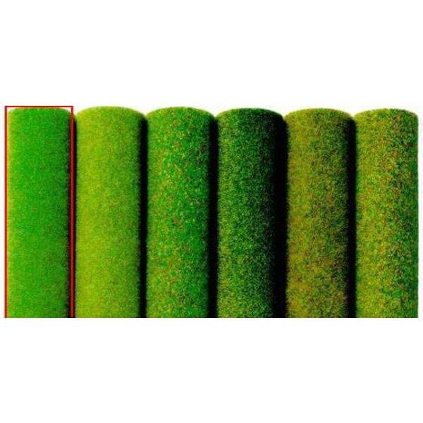 Oscuro fibra de la alfombra verde