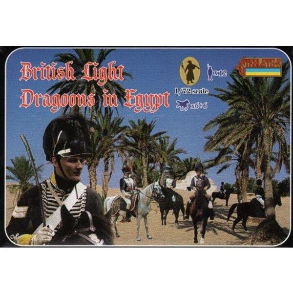 British Cavalry (Egypte) Napoléonien