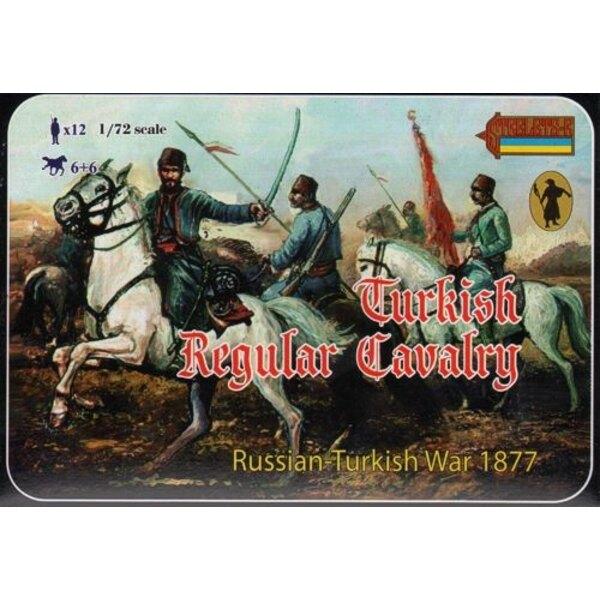 Turkish Cavalry 1877 Russo-Turkish War 1877