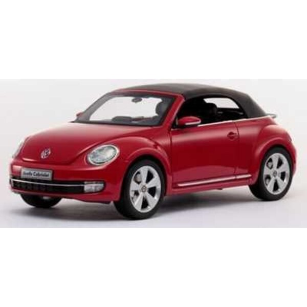 2013 Beetle ConGreenible Red