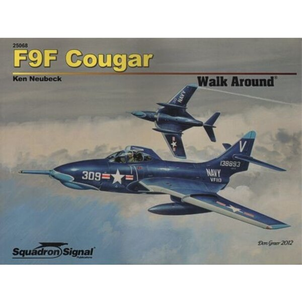 Grumman F9F-8/F9F-8T Cougar