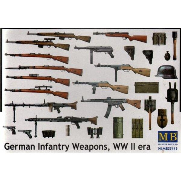 German Infantry Weapons WW II era