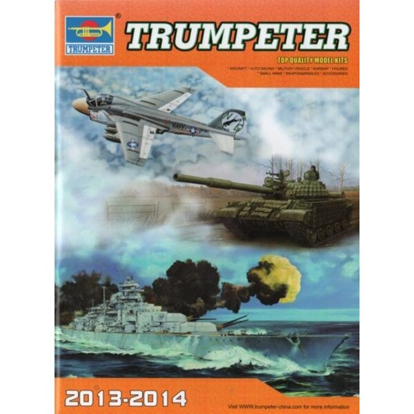 Trumpeter Catalogue 2013-2014